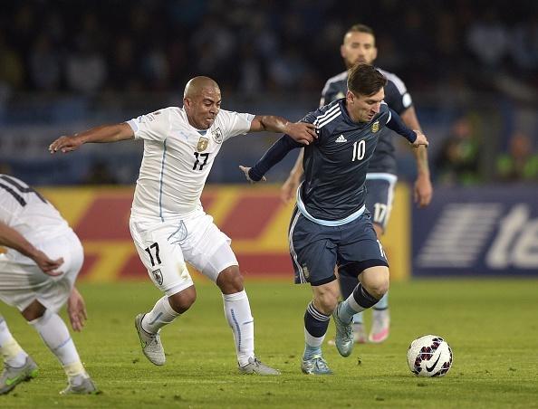 Argentina 1-0 Uruguay: Sergio Aguero toa sang hinh anh 14