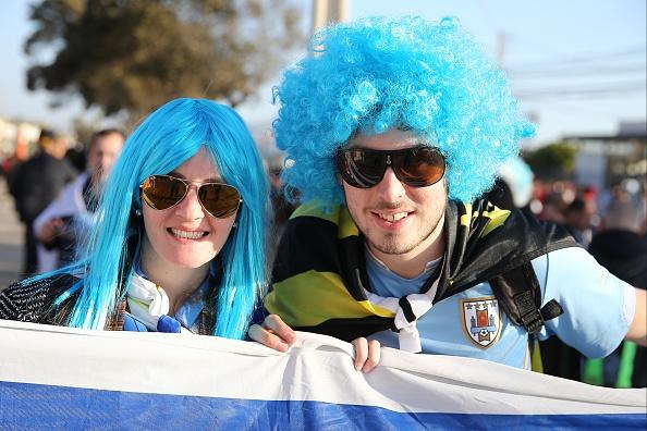 Argentina 1-0 Uruguay: Sergio Aguero toa sang hinh anh 6