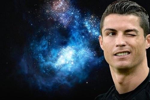 Biet danh cua Ronaldo duoc dat cho dai thien ha moi hinh anh