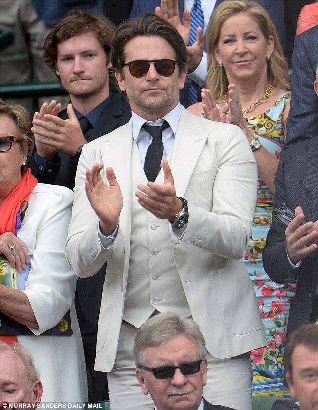 Cam xuc cua sao noi tieng khi du chung ket Wimbledon hinh anh 7