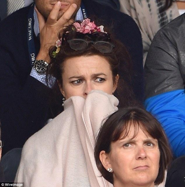 Cam xuc cua sao noi tieng khi du chung ket Wimbledon hinh anh 11
