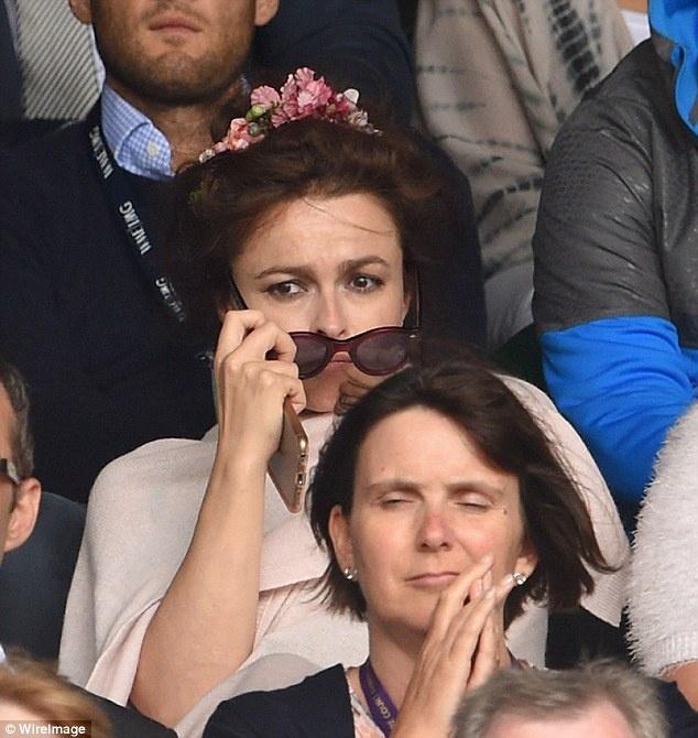 Cam xuc cua sao noi tieng khi du chung ket Wimbledon hinh anh 12