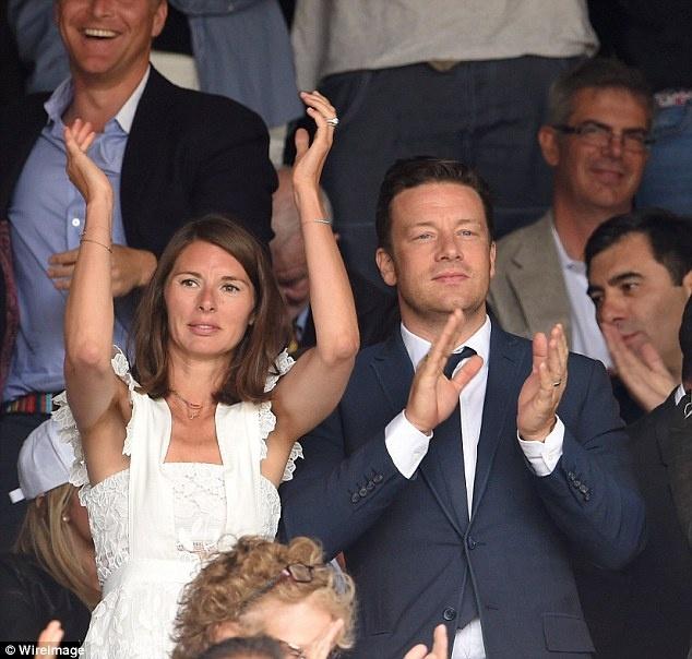 Cam xuc cua sao noi tieng khi du chung ket Wimbledon hinh anh 14