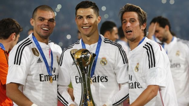 Real Madrid dan dau 10 CLB the thao dat gia nhat the gioi hinh anh