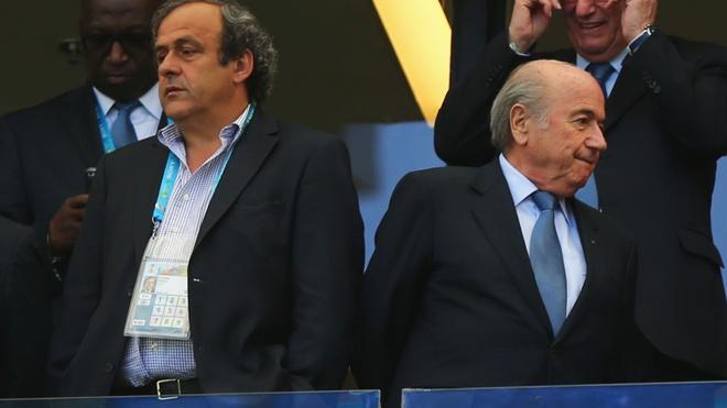 Platini nhieu co hoi tro thanh ong chu moi o FIFA hinh anh