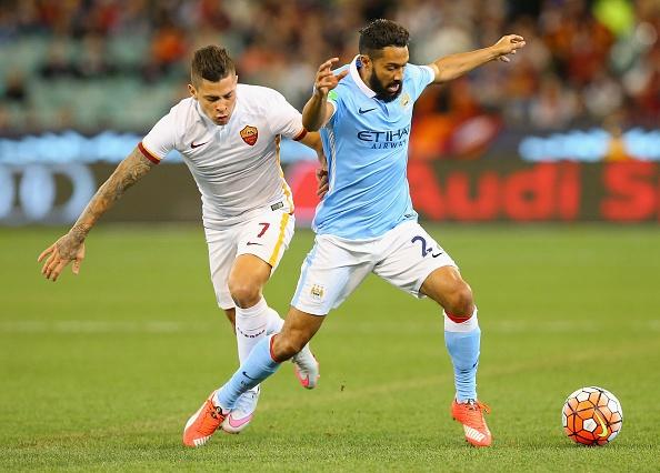 Tong hop tran dau: Man City 2-2 Roma (luan luu: 5-4) hinh anh