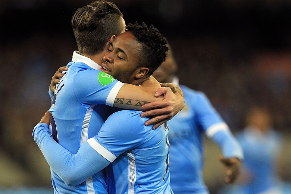 Video truc tiep Manchester City - AS Roma hinh anh