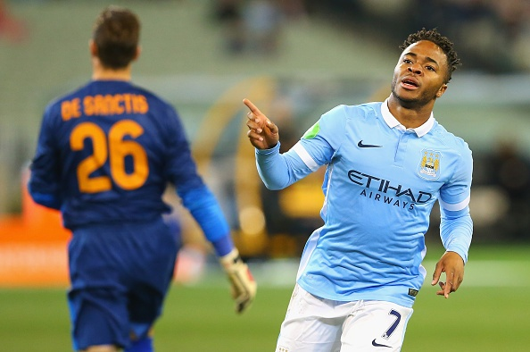 Sterling ghi ban, Man City danh bai Roma hinh anh