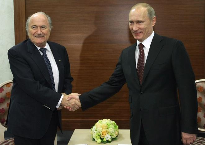 Tong thong Putin: 'Blatter xung dang doat giai Nobel' hinh anh