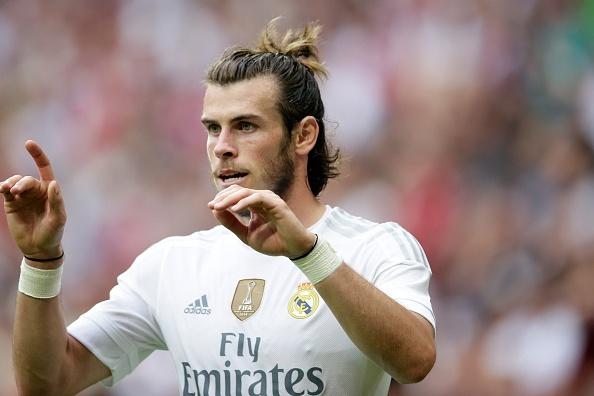 HLV Benitez giai thich ly do khong de Bale vao san hinh anh