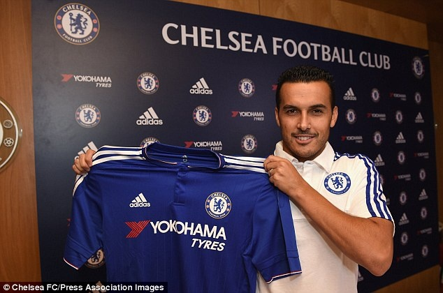 Mourinho se dung tan binh nao khi gap West Brom? hinh anh 3 Liệu Pedro có được Mourinho lựa chọn trong trận gặp West Brom?