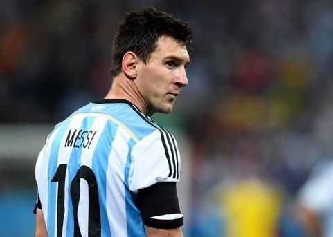'Messi nen chia tay doi tuyen Argentina' hinh anh