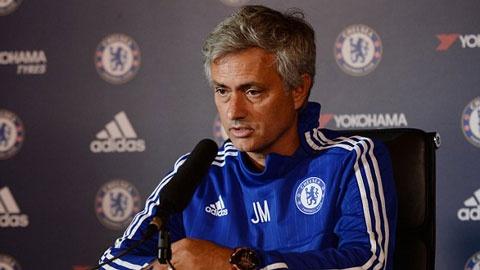 Mourinho se an mung neu Chelsea thua Crystal Palace hinh anh