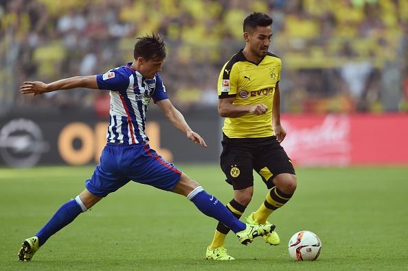 Ha Hertha Berlin 3-1, Dortmund doi lai ngoi dau tu Bayern hinh anh 8