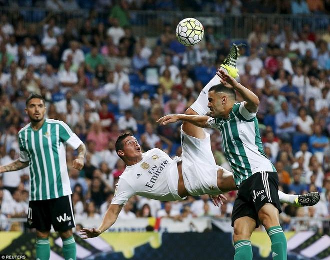 Ronaldo choi mo nhat trong chien thang 5 sao cua Real hinh anh 9