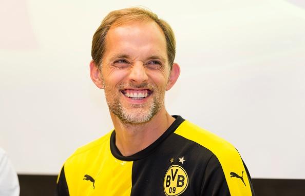 Ha Hertha Berlin 3-1, Dortmund doi lai ngoi dau tu Bayern hinh anh 5