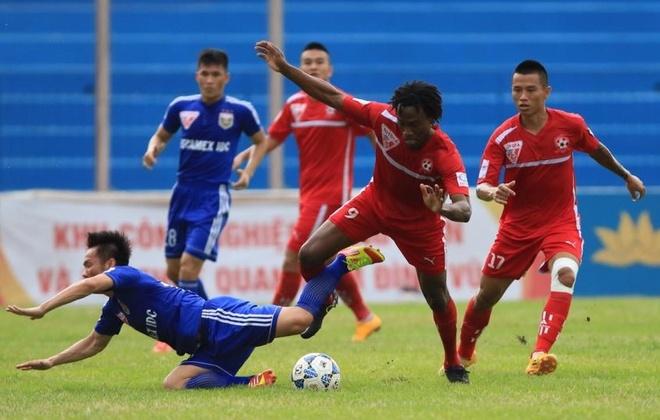 Hoa Hai Phong 0-0, Binh Duong vo dich som 2 vong dau hinh anh