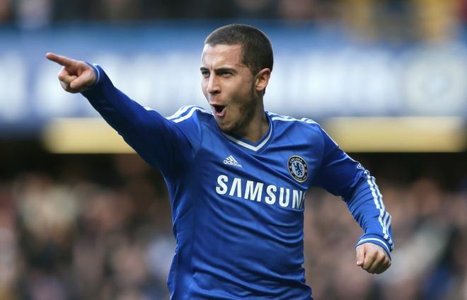 Hazard thua nhan khong the bang Messi va Ronaldo hinh anh 1