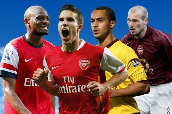 Doi hinh chan thuong nhieu nhat cua Arsenal o the ky 21 hinh anh