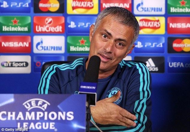 Mourinho gat cong than khoi danh sach da chinh tai Cup C1 hinh anh 4