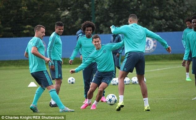 Mourinho gat cong than khoi danh sach da chinh tai Cup C1 hinh anh 1