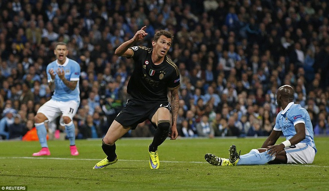Cuu cau thu Real giup Juventus nguoc dong ha Man City 2-1 hinh anh 5