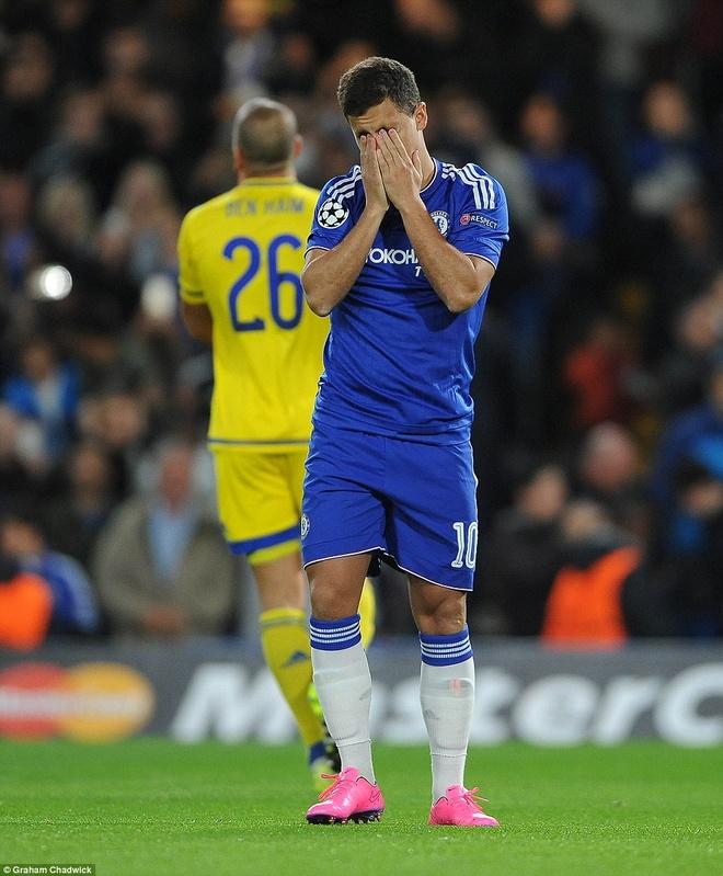 Chelsea lay lai the dien sau hai that bai lien tiep hinh anh 10