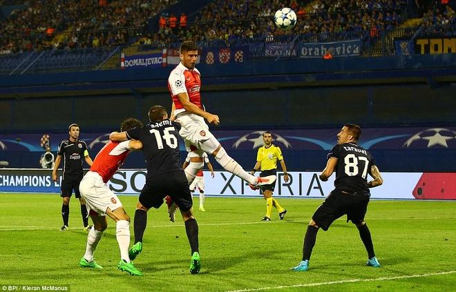 Arsenal bai tran tai Champions League vi the do va phan luoi hinh anh 6
