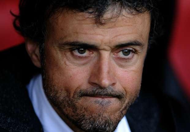 HLV Enrique am chi Roma thi dau tieu cuc hinh anh
