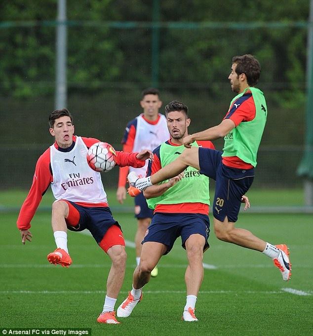 Petr Cech san sang cho cuoc doi dau voi Chelsea hinh anh 7