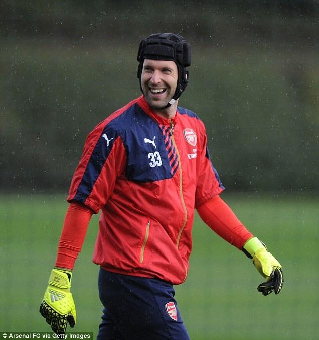 Petr Cech san sang cho cuoc doi dau voi Chelsea hinh anh 1