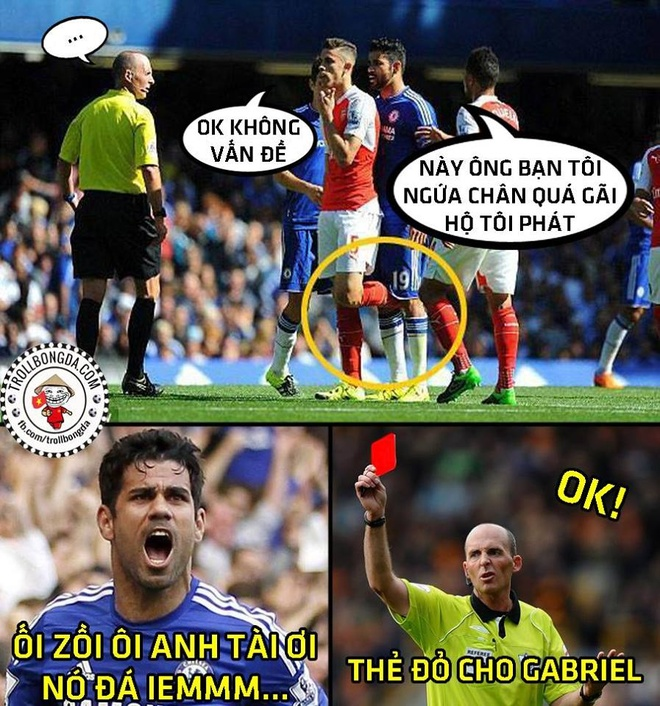 Anh vui vo si Diego Costa giup Chelsea chien thang hinh anh 4