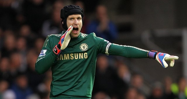 Fan Chelsea chao don Petr Cech nhu nguoi hung hinh anh 5