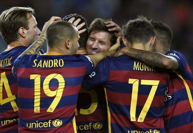 Barcelona co the khong duoc tham du La Liga hinh anh