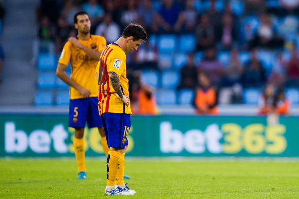 Messi mo nhat, Barca dai bai 1-4 tren san Celta Vigo hinh anh