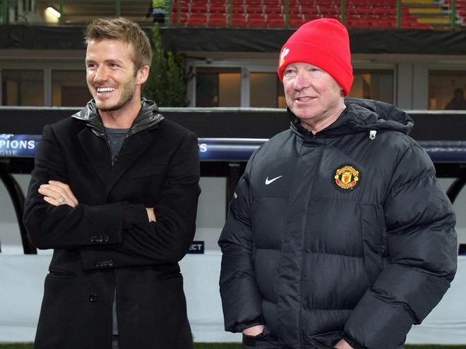 Beckham thua nhan khong phai cau thu dang cap the gioi hinh anh 1