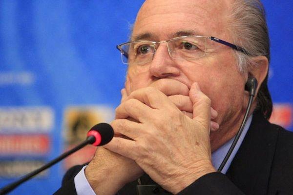 Chu tich FIFA Sepp Blatter bi dieu tra hinh su hinh anh