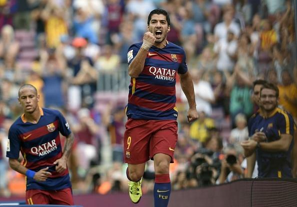 Suarez lap cu dup giup Barca ha Las Palmas 2-1 hinh anh 10