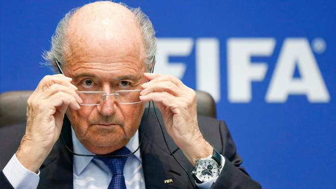 Sepp Blatter: 'Toi chang lam gi sai' hinh anh