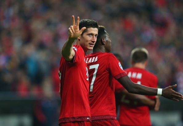 Lewandowski lap hat-trick, Bayern Munich dai thang 5-0 hinh anh