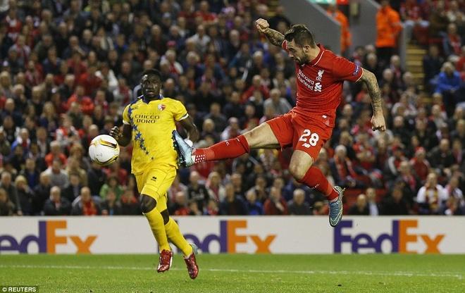 Tong hop tran dau: Liverpool 1-1 Sion hinh anh