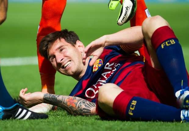 Diem tin 5/10: Chan thuong cua Messi tien trien nhanh hinh anh