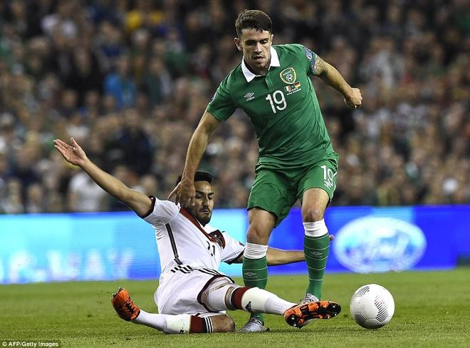 Thua Ireland 0-1, tuyen Duc chua the gianh ve toi Phap hinh anh