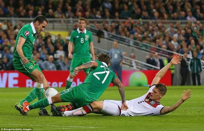 Thua Ireland 0-1, tuyen Duc chua the gianh ve toi Phap hinh anh 9