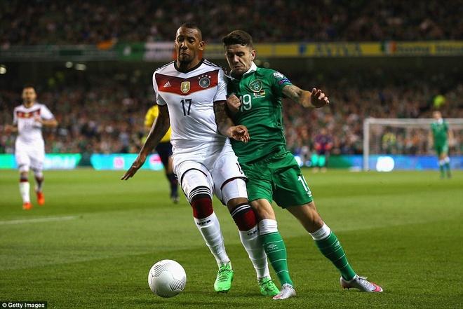 Tong hop tran dau: Ireland 1-0 Duc hinh anh