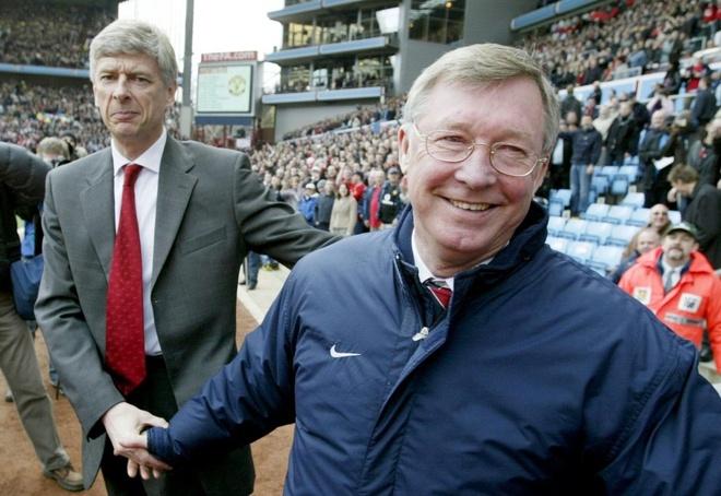 Khong phai fan Arsenal, nguoi hieu Wenger nhat la Sir Alex hinh anh