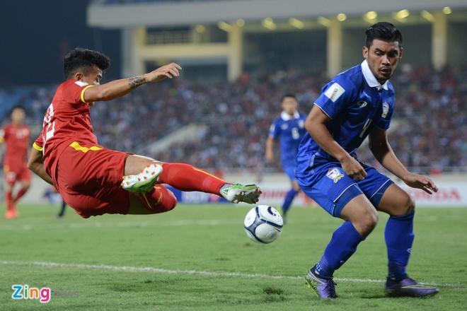 Thai Lan vung ngoi dau sau tran thang Viet Nam 3-0 hinh anh 47