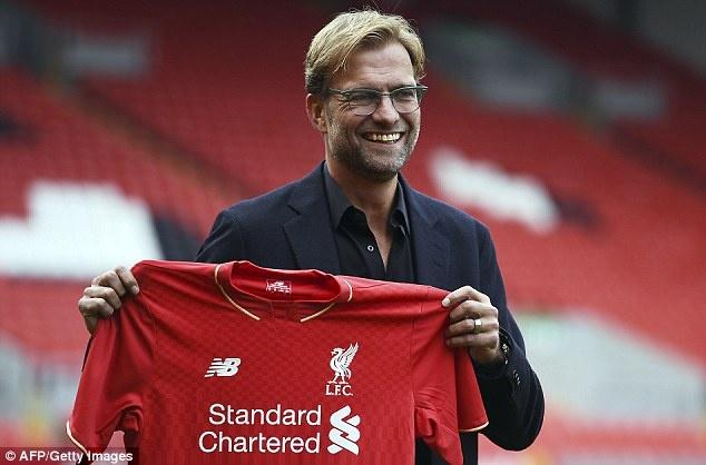 HLV Juergen Klopp lap ky luc du vua toi Liverpool hinh anh 1
