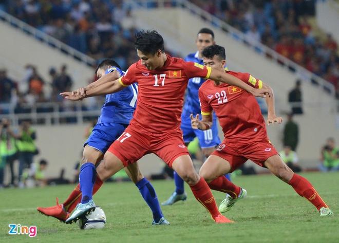 Thai Lan vung ngoi dau sau tran thang Viet Nam 3-0 hinh anh 1