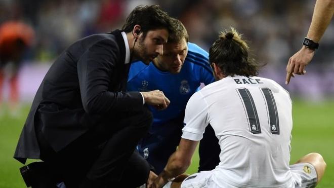 Real Madrid mat Gareth Bale trong tran gap PSG hinh anh 1